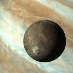 Lune Ganymède