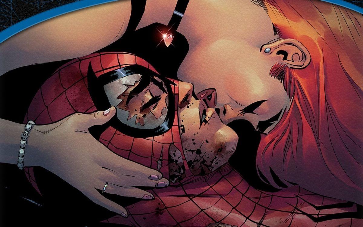 Marvel tease la mort de Spider-Man
