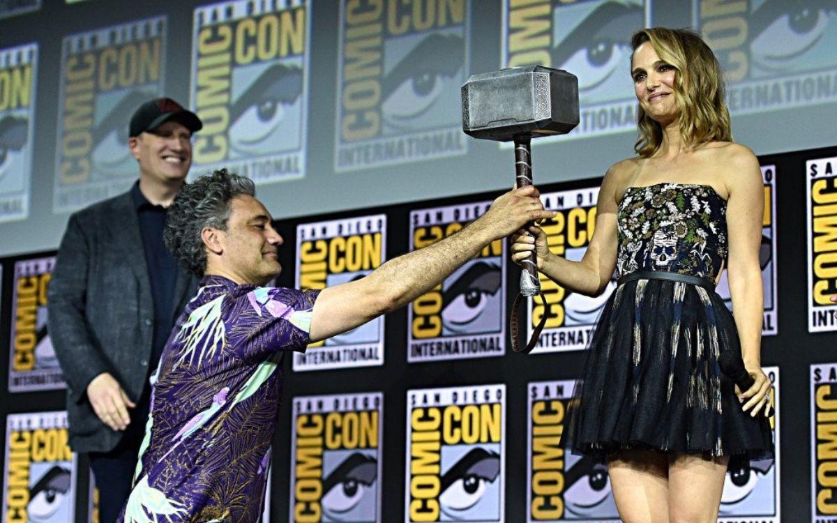 Thor 4 Portman Mjolnir