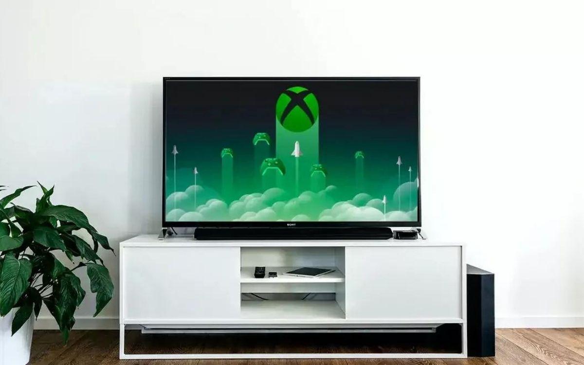 Xbox Game Pass sur TV