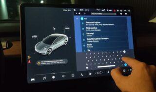 Il installe Android Auto sur sa Tesla Model 3 et prouve que c'est possible