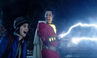 Shazam 2 : voici à quoi ressemble le nouveau costume du super-héros