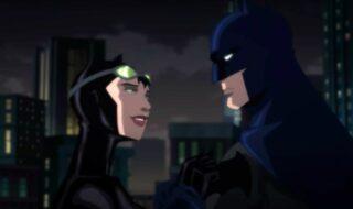 Série Harley Quinn : une scène intime entre Batman et Catwoman censurée