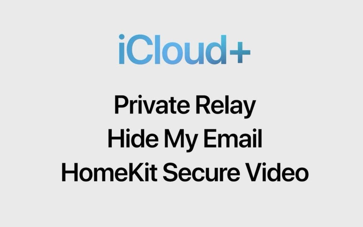 iCloud+