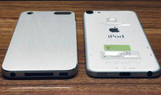 iPod touch 5 : un collectionneur déniche un vieux prototype aux bords biseautés