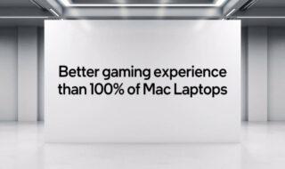 Le PC est largement supérieur au Mac pour jouer : Intel dézingue une nouvelle fois Apple