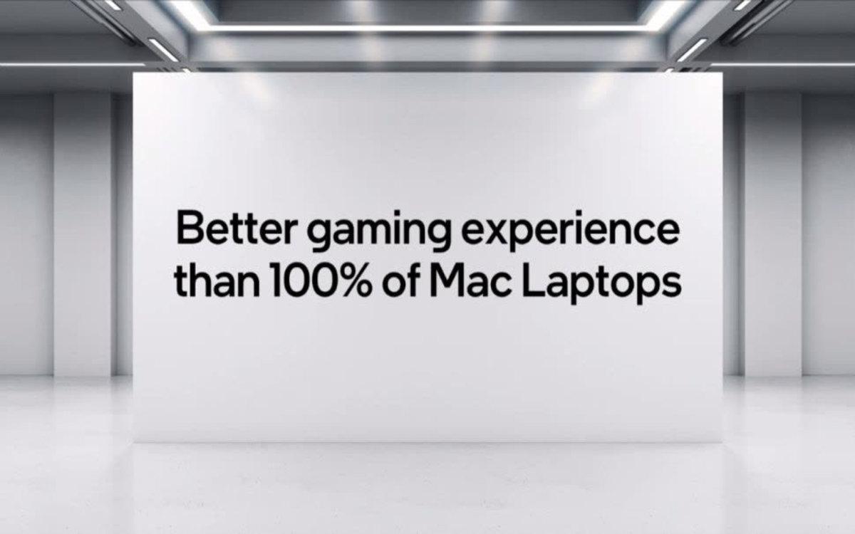Intel dégomme Apple