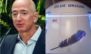 Blue Origin : une pétition pour que Jeff Bezos reste à jamais dans l'espace récolte des milliers de signatures