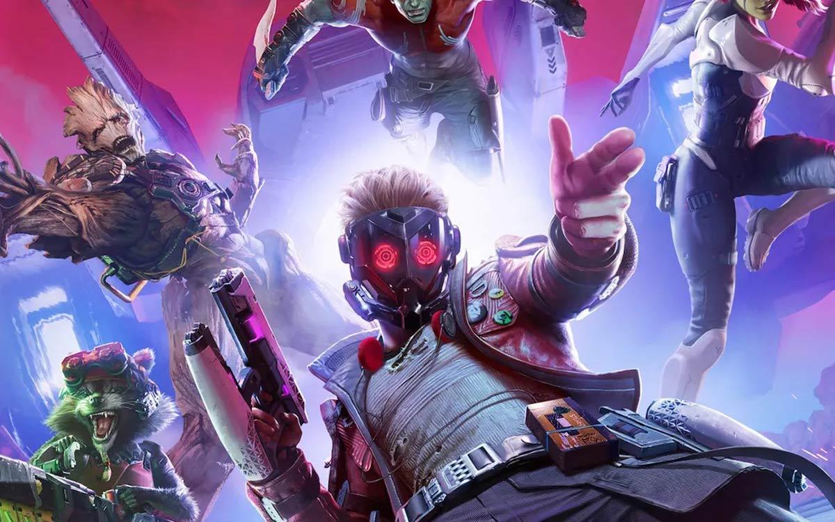 Square Enix : Jeu Gardiens de la Galaxie