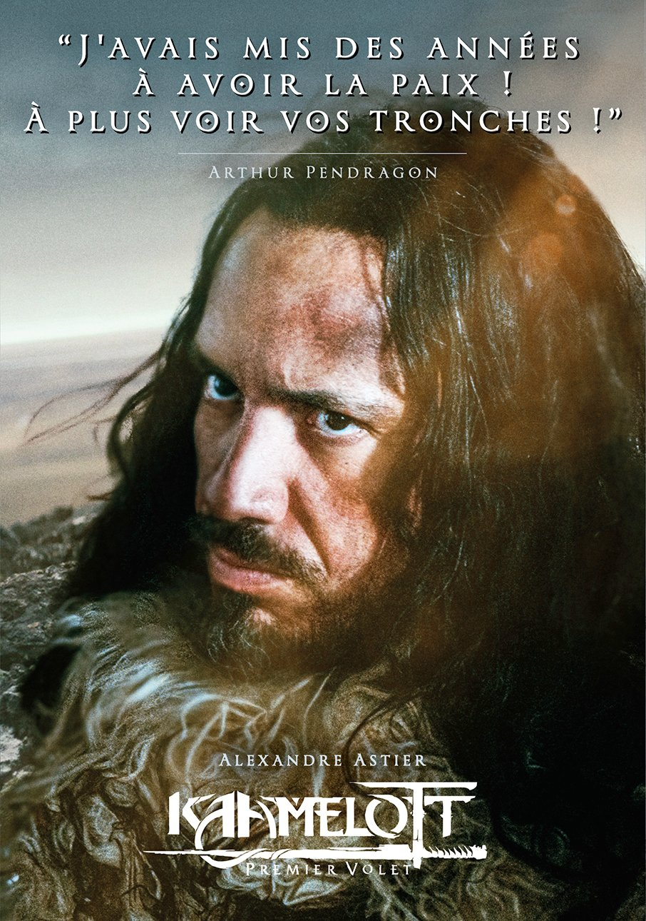 Alexandre Astier dans Kaamelott - Premier Volet