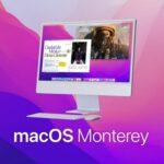 macOS 12 Monterey Mac compatibles