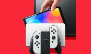 Nintendo Switch OLED : date de sortie, prix, fiche technique, toutes les infos