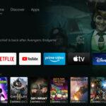La nouvelle interface des Nvidia Shield