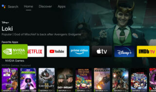 Nvidia Shield : une nouvelle interface inspirée de Google TV en cours de déploiement
