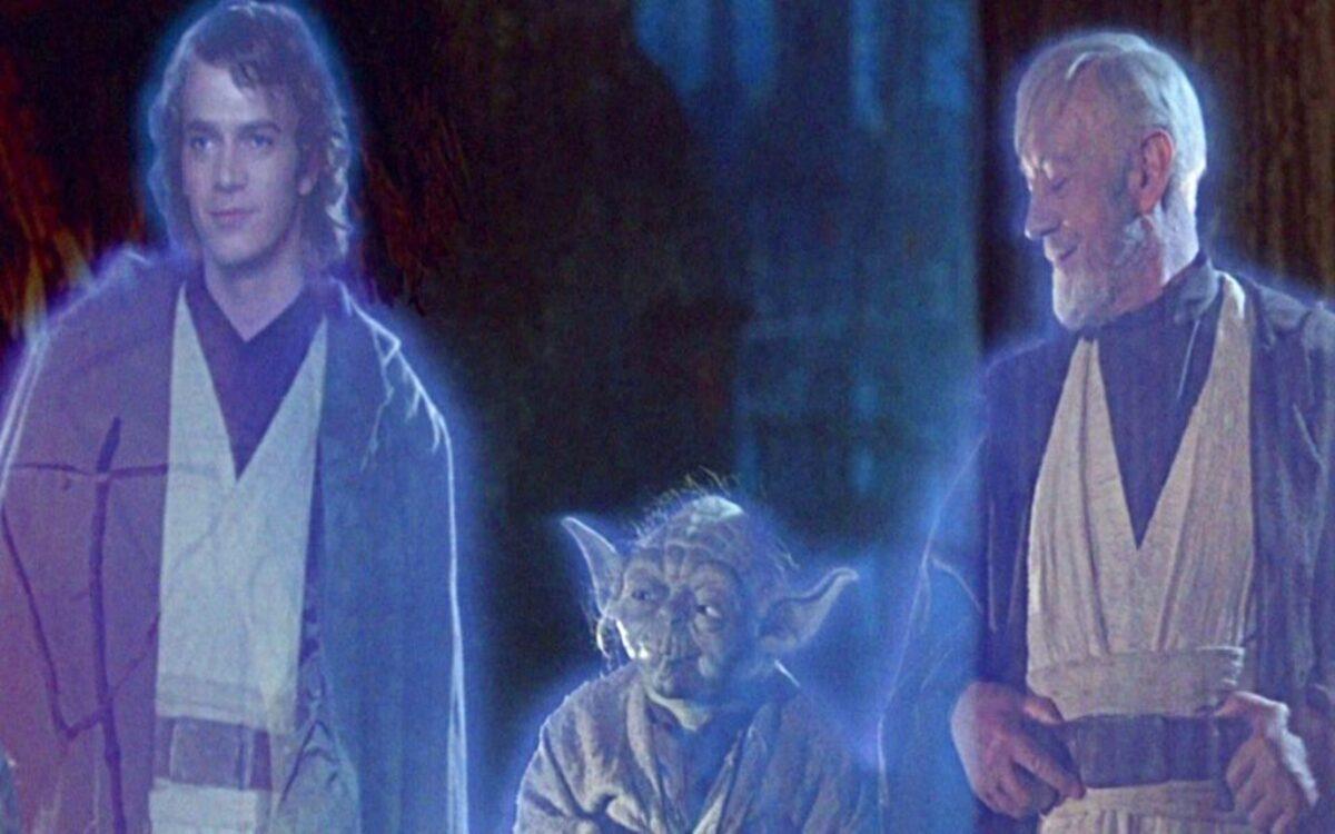 Hayden Christensen dans le Retour du Jedi
