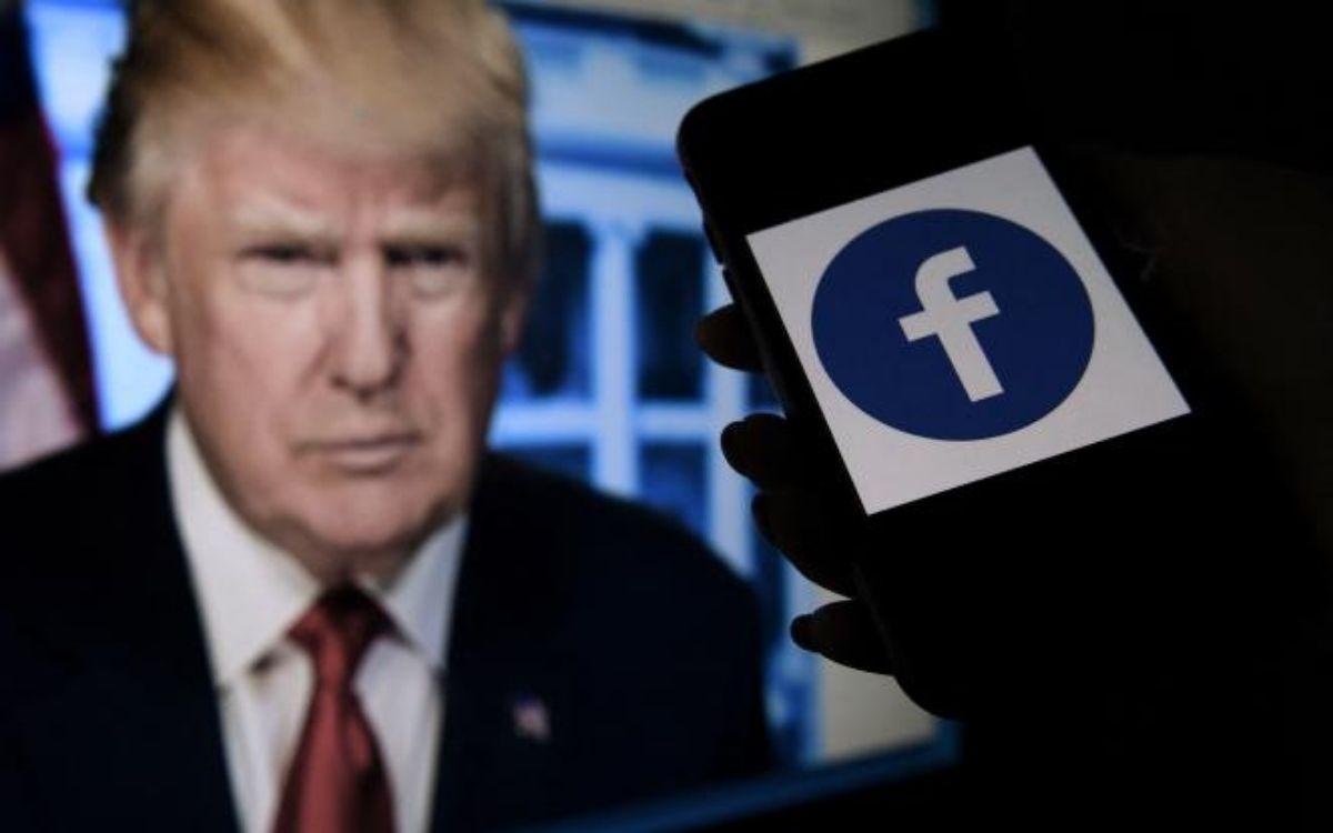 Donald Trump porte plainte Facebook Twitter