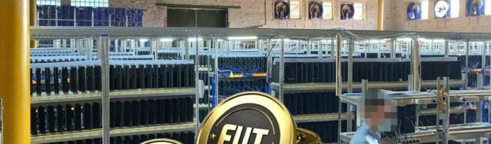 Ferme minage Ukraine FIFA 21