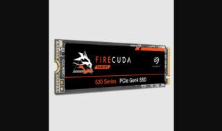 PS5 : ce nouveau SSD Seagate va accroître sensiblement sa capacité de stockage