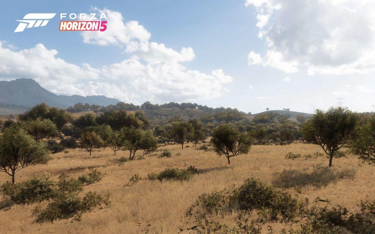 Forza Horizon 5 Collines Arides