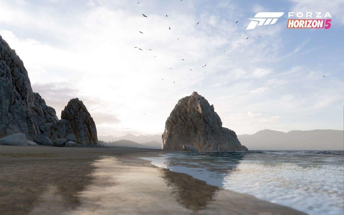 Forza Horizon 5 Côte Rocheuse