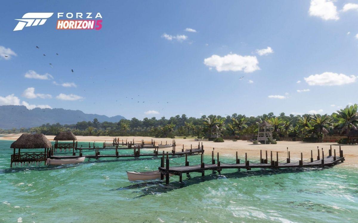 Forza Horizon 5 Côte Tropicale