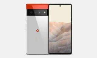 Google Pixel 6 et Pixel 6 Pro : leurs fiches techniques complètes se retrouvent en ligne