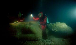 Égypte : des scientifiques découvrent des vestiges d'une cité antique immergée