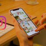 Instagram comment ajouter liens vers stories