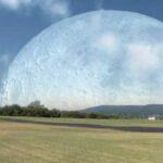Lune proche de la Terre