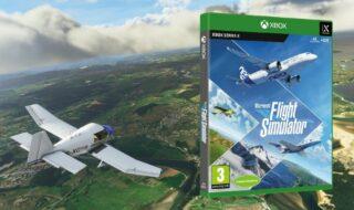 Microsoft Flight Simulator nécessitera jusqu'à 150 Go sur Xbox Series X