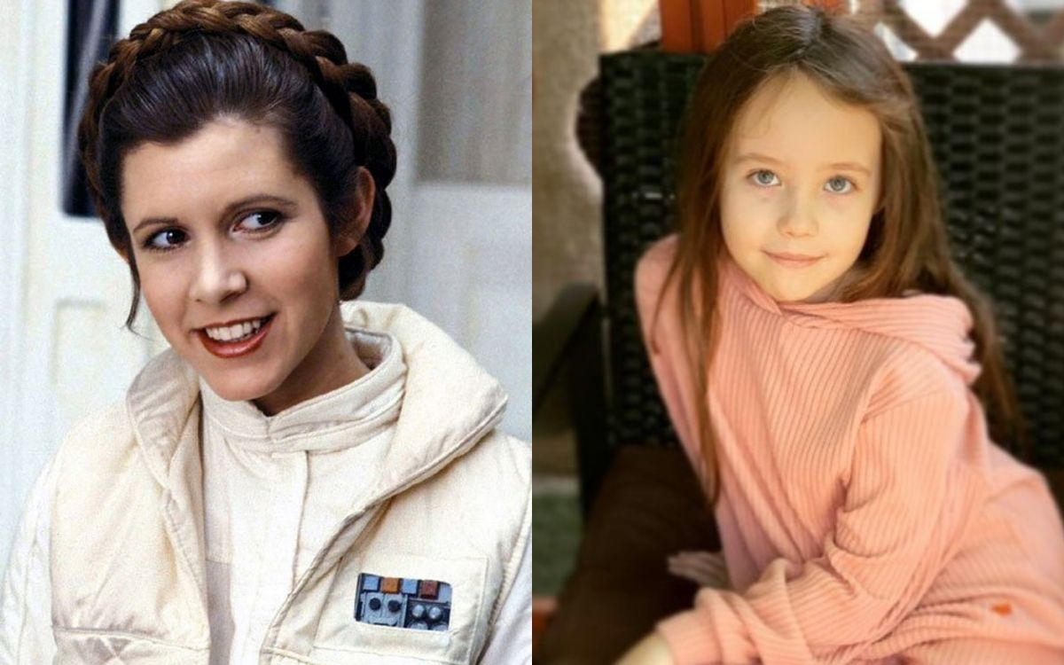 Obi-Wan Kenobi Princesse Leia