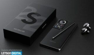 Galaxy S22 : Samsung teste la recharge rapide à 65W