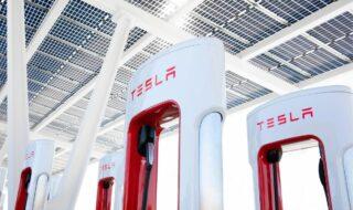 Tesla : les Superchargeurs seront ouverts aux autres marques dès 2021