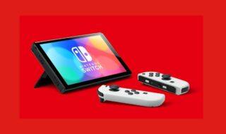 Coût de fabrication de la Switch OLED : Nintendo se fait une belle marge sur chaque console