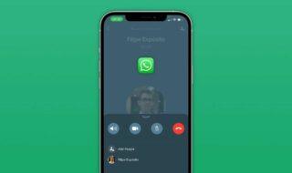 WhatsApp déploie une nouvelle interface d'appel inspirée de FaceTime sur iPhone