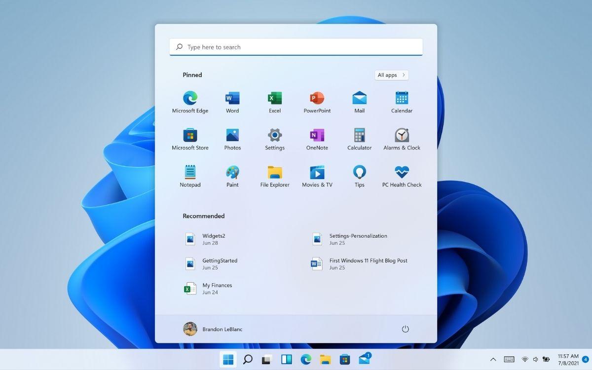Windows 11 Bêta