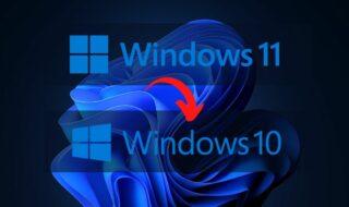 Windows 11 : comment désinstaller la Preview et repasser sur Windows 10 ?