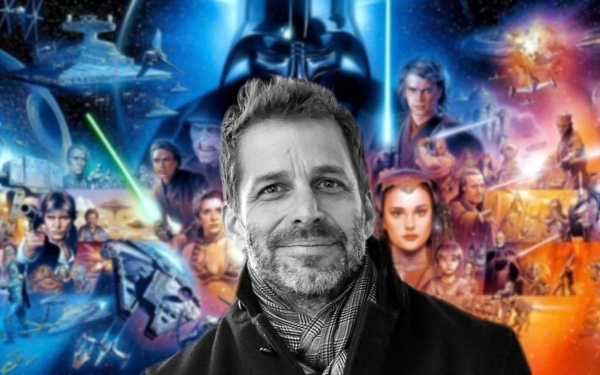 Zack Snyder Rebel Moon Star Wars