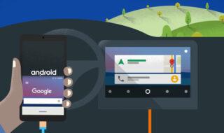 Android Auto : les meilleures applications en 2021