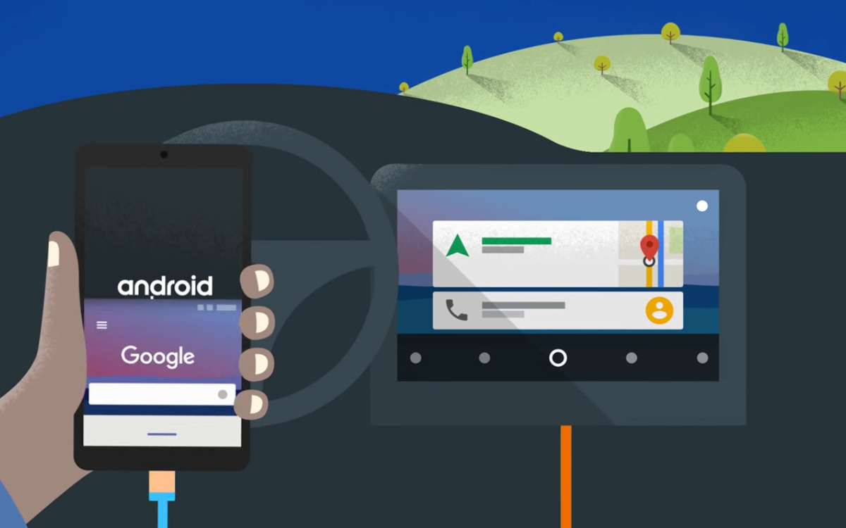Android Auto : les meilleures applications