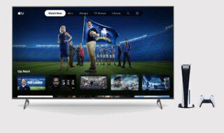 Apple TV+ est gratuit pendant 6 mois pour tous les détenteurs d'une PS5