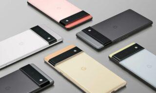 Google Pixel 6 et 6 Pro : date de sortie, prix, fiche technique, tout savoir
