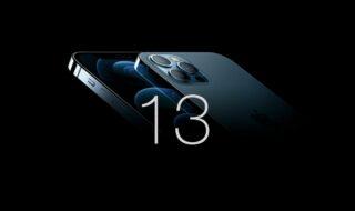 iPhone 13 : date de sortie, prix, fiche technique, tout ce qu'on sait déjà