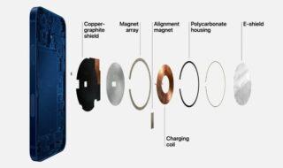 iPhone 13 : la recharge sans fil inversée arriverait dès cette année