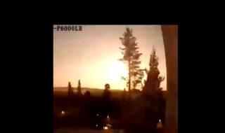 Ce météore inonde le ciel nocturne de lumière, des images époustouflantes (vidéos)