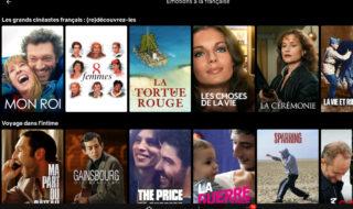 Netflix fait la part belle au cinéma français en vous proposant 10 collections thématiques