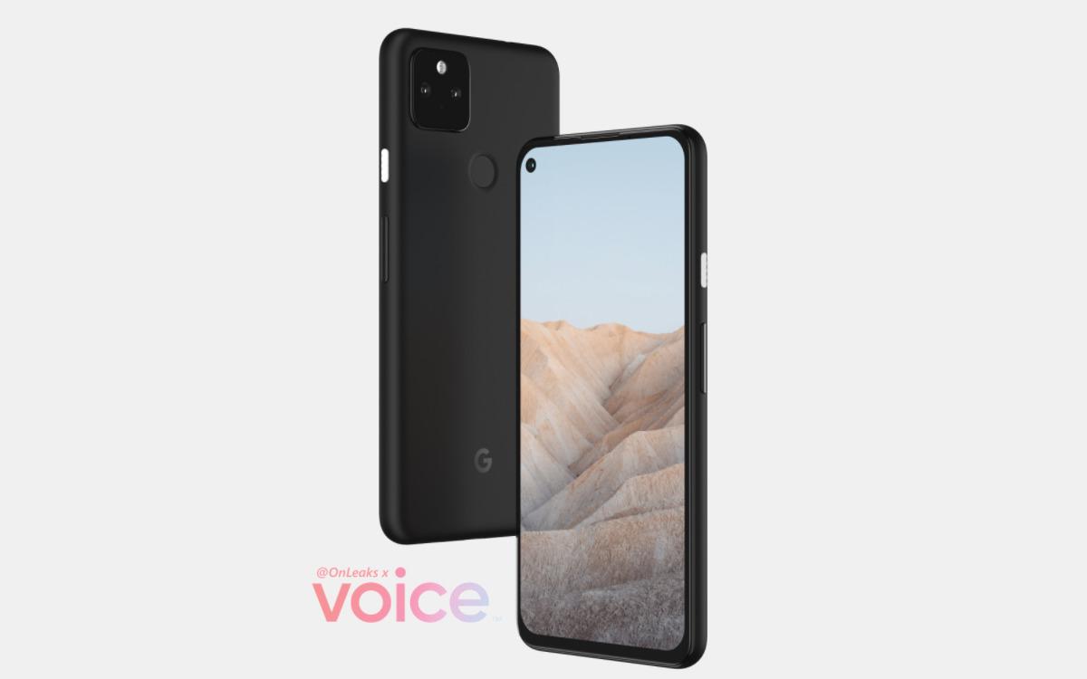 Le Google Pixel 5a