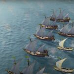 Age of Empires 4 batailles navales