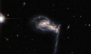 Hubble, ARP 195