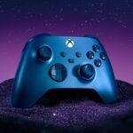 Manette sans fil Xbox Édition Spéciale Aqua Shift